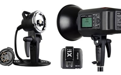 Review Godox AD600